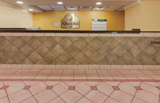 Hotelhalle La Quinta Inn West Palm Beach - Florida Turnpike