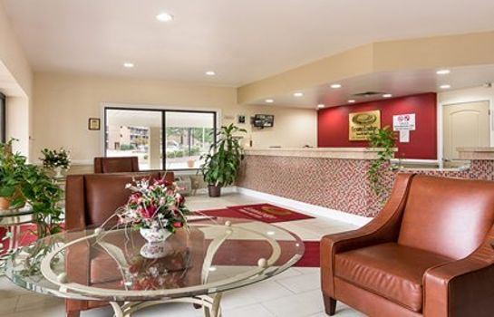 Hotelhalle Econo Lodge Inn & Suites Williamsburg