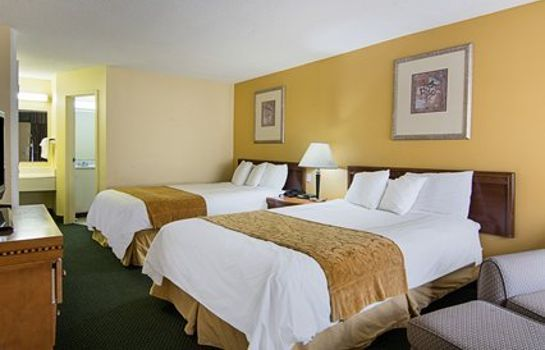 Suite Econo Lodge Inn & Suites Williamsburg