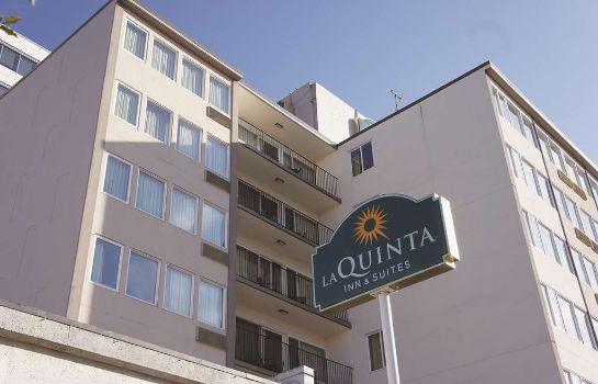 Außenansicht La Quinta Inn and Suites Seattle Downtown