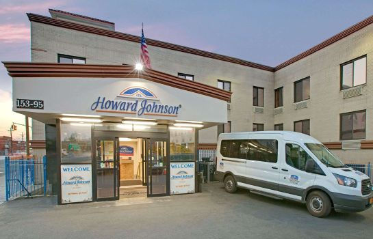 Buitenaanzicht HOWARD JOHNSON JAMAICA NY