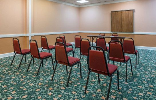 Conference room SUPER 8 BY WYNDHAM LITTLE ROCK
