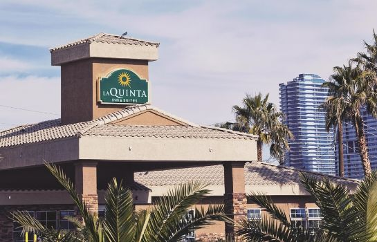 Vista esterna La Quinta Inn and Suites Las Vegas Tropicana