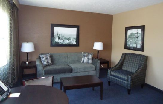 Suite La Quinta Inn and Suites Seattle Downtown