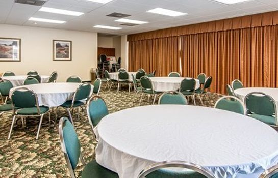 Sala de reuniones Quality Inn Downtown Convention Center