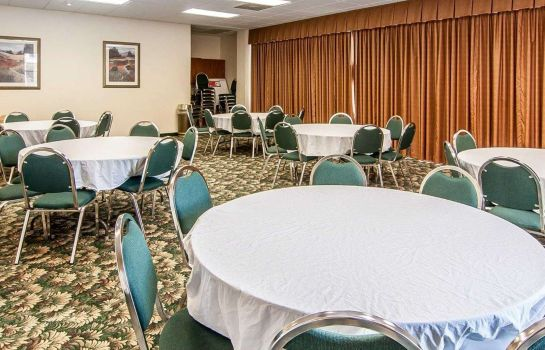 Sala konferencyjna Quality Inn Downtown Convention Center