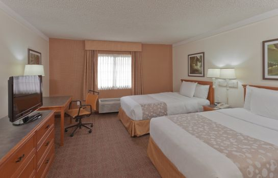 Zimmer La Quinta Inn and Suites Las Vegas Airport N Conv.