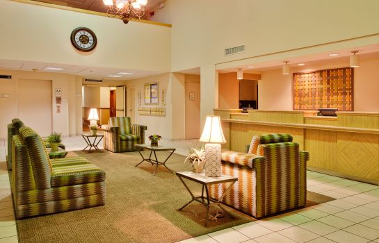 Lobby La Quinta Inn Ste Cypress Creek
