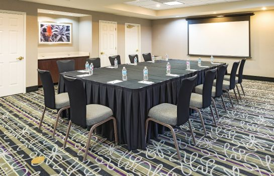 Conference room La Quinta Inn Ste St Louis Westport