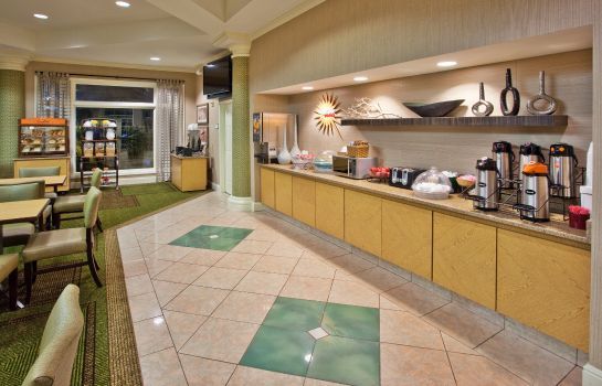 Lobby La Quinta Inn Ste Greenville Haywood