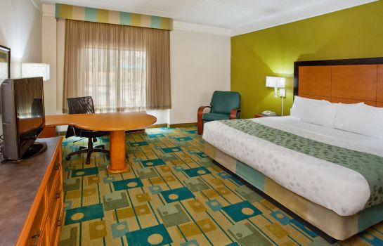 Zimmer La Quinta Inn and Suites Greenville Haywood