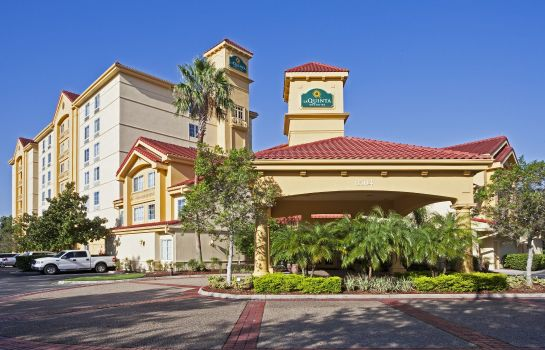 Exterior view La Quinta Inn Ste Orlando Conv Center