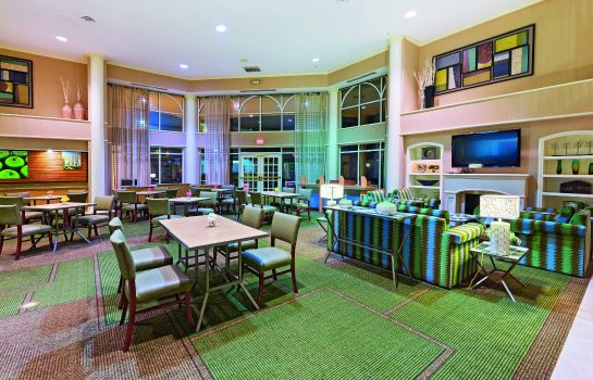 Hotelhalle La Quinta Inn and Suites Dallas DFW Airport North