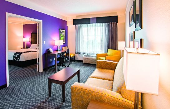 Suite La Quinta Inn and Suites Fort Worth Southwest