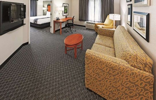 Suite La Quinta Inn Ste Dal Arlington South