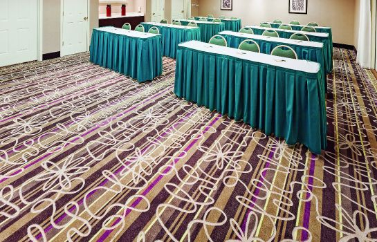 Conference room La Quinta Inn Ste Dal Arlington South