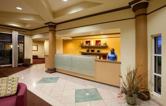 Hol hotelowy La Quinta Inn and Suites Alexandria Airport