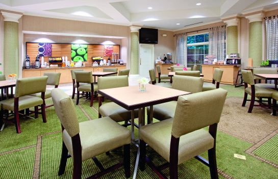 Lobby La Quinta Inn Ste COS AP South
