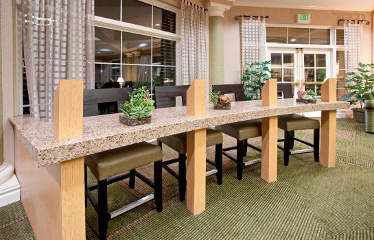 Lobby La Quinta Inn and Suites Colorado Springs South AP