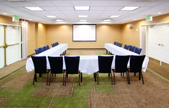 Conference room La Quinta Inn and Suites Colorado Springs South AP