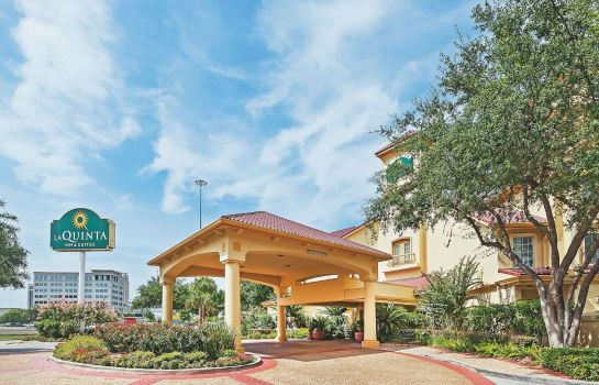 Vista exterior La Quinta Inn Ste Houston Galleria Area