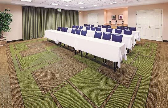 Sala de reuniones La Quinta Inn Ste Houston Galleria Area