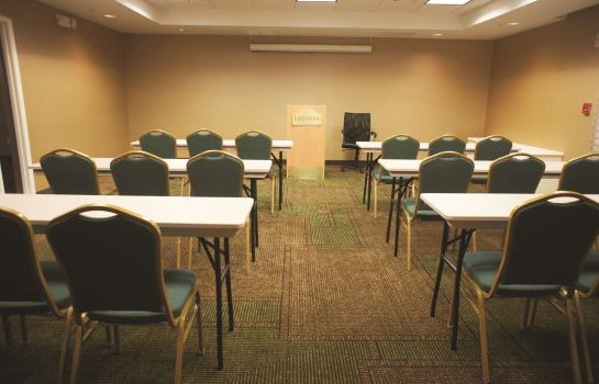 Conference room La Quinta Inn Ste Ft Lauderdale Airport