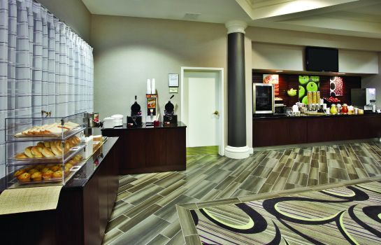 Hotelhalle La Quinta Inn and Suites Birmingham Homewood