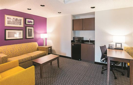 Suite La Quinta Inn Ste Fort Worth North