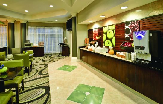 Hotelhalle La Quinta Inn and Suites Birmingham Hoover