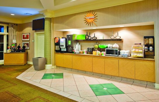 Hotelhalle La Quinta Inn and Suites Charlotte Airport South