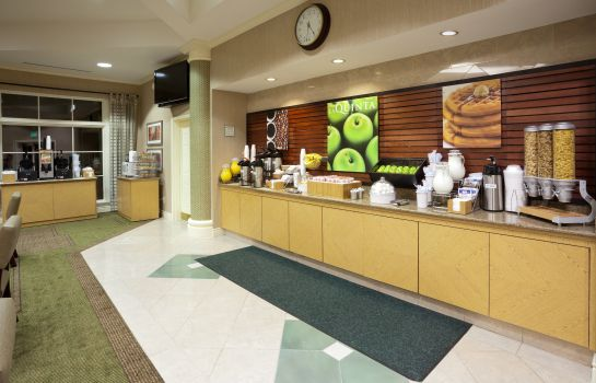 Hotelhalle La Quinta Inn Ste Salt Lake City Airport