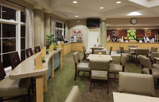 Restaurant La Quinta Inn Ste Salt Lake City Airport
