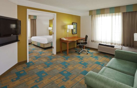 Suite La Quinta Inn Ste Salt Lake City Airport