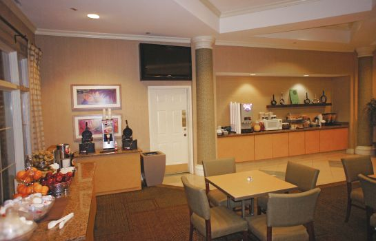 Hotelhalle La Quinta Inn and Suites Tampa Brandon Regency Park