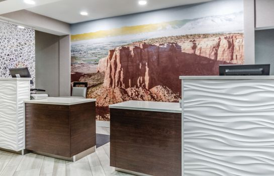 Hotelhalle La Quinta Inn and Suites Grand Junction