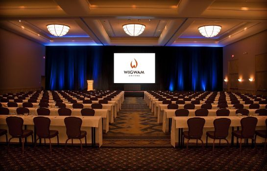 Sala konferencyjna WIGWAM RESORT PHX LITCHFIELD