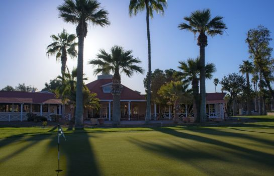 Außenansicht Crowne Plaza Hotels & Resorts PHOENIX - CHANDLER GOLF RESORT