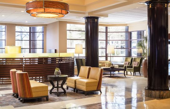 Hol hotelowy Sheraton Suites Wilmington Downtown