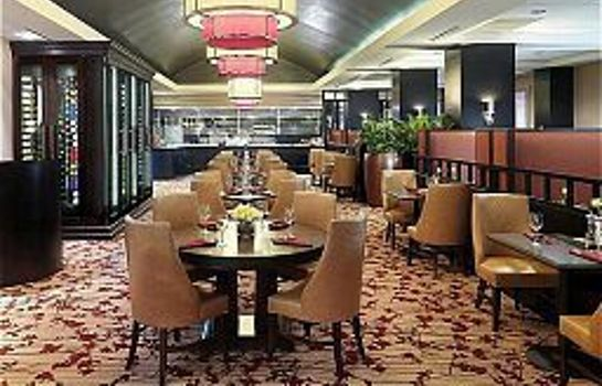 Restaurante Sheraton Suites Wilmington Downtown