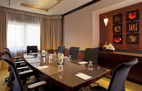 Sala de reuniones Sheraton Suites Wilmington Downtown