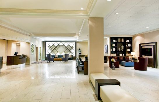 Lobby Sheraton Suites Country Club Plaza