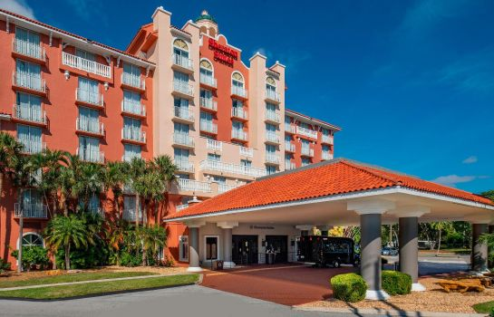 Buitenaanzicht Sheraton Suites Fort Lauderdale at Cypress Creek