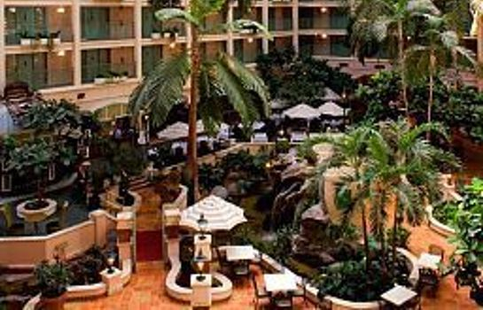Vestíbulo del hotel Sheraton Suites Fort Lauderdale at Cypress Creek