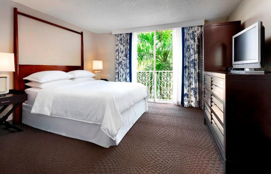 Suite Sheraton Suites Fort Lauderdale at Cypress Creek