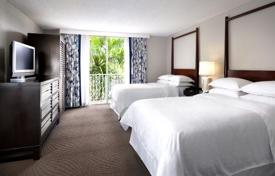 Kamers Sheraton Suites Fort Lauderdale at Cypress Creek
