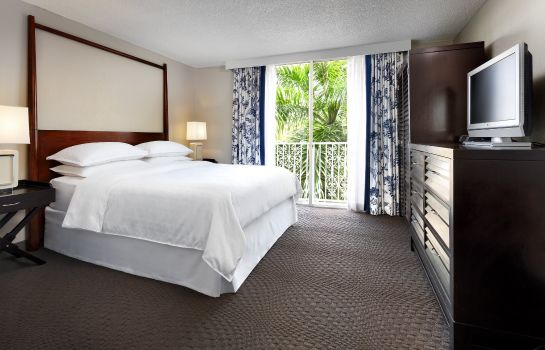 Room Sheraton Suites Fort Lauderdale at Cypress Creek
