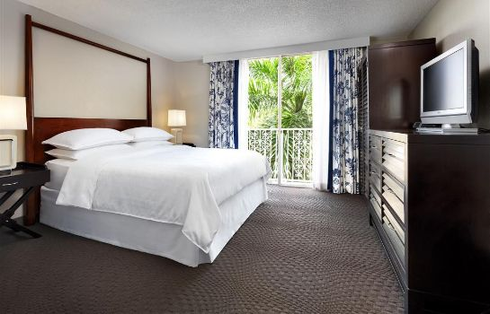Habitación Sheraton Suites Fort Lauderdale at Cypress Creek