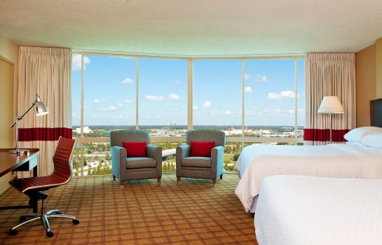 Zimmer Four Points by Sheraton Orlando International Drive