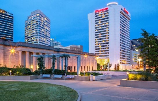 Buitenaanzicht Sheraton Grand Nashville Downtown